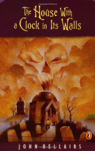 Book cover for The House With a Clock In Its Walls