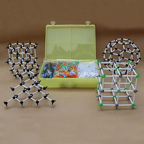 Transer® Toys for Trick- Organic Chemistry Scientific Atom Molecular Model Teach Class Kit Set- Party Funny Joke Toy Gift