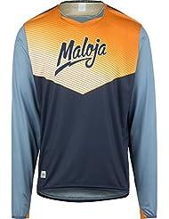 Maloja Freeride-Jersey HankM. FR 1/1 Charcoal
