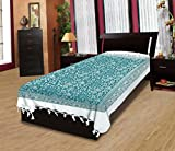 Adithya Warli Handlook Green Single Bed ...