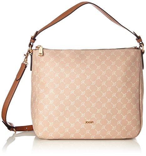 Joop! Damen Cortina Athina Hobo Mhz Henkeltasche, Pink (Rose), 14x28x33 cm - Cross Handtasche Tasche