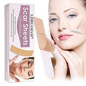 Cicatrices Tratamiento Parches De Belleza Reparadora De Cicatrices Patch para Elimina las cicatrices nuevas y antiguas como Contra La Infección
