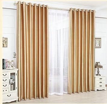 Schalldämmung Vorhang amazon de hzh hzh schatten vorhang vorhang zimmer schlafzimmer