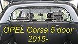 Rejilla Separador protección Ergotech RDA65-XS, para perros y maletas. Segura,...