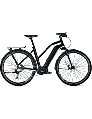 Kalkhoff E-Bike Integrale Advance i10 17 Ah Damen Trapez schwarz 2018