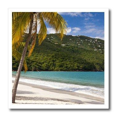 3dRose HT 134936_ 3Strand, Megan 's Bay, ST Thomas, US Virgin islands-ca37bjn0002-brian jannsen-Iron auf Wärmeübertragung, 10von 25,4cm für weiß Material -