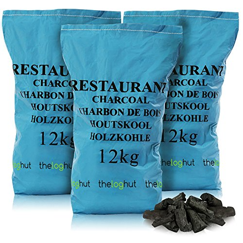 48kg-of-premium-grade-large-lumpwood-restaurant-cooking-charcoal-comes-with-the-log-hutr-woven-sack