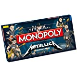 Metallica Monopoly by USAOPOLY, Inc.