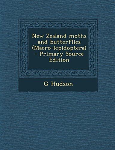 New Zealand moths and butterflies (Macro-lepidoptera)