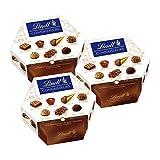Lindt Connaisseurs Boîte de Chocolats Assortis - 217 g, Lot de 3