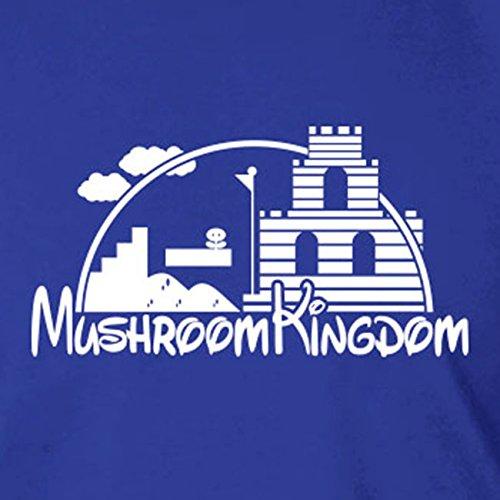 Mushroom Castle - Stofftasche / Beutel Oliv