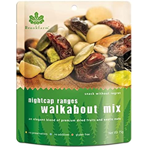 Nightcap Ranges Walkabout, frutta secca assortita, senza