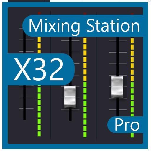 mixing-station-xm32-pro