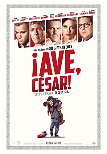 ¡Ave, César! [Blu-ray] 51iHgXy nWL