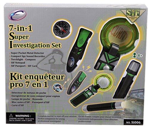 SiF si006 7 in 1 Super Untersuchungsset