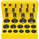 Caoutchouc de haute qualité O Kit bague en Dimensions métriques. Fabriqué en caoutchouc nitrile de qualité idéal pour entretien, Plomberie, Ingénieurs et de nombreuses tâches.