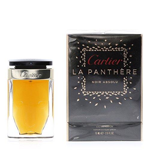 Cartier Panthere Noir Absolu Eau de Parfum–75ml (Absolue Auge)