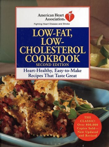 american-heart-association-low-fat-low-cholesterol-cookbook-second-edition-heart-healthy-easy-to-mak