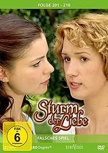 Sturm der Liebe - Folge 201-210: Falsches Spiel 3 DVDs