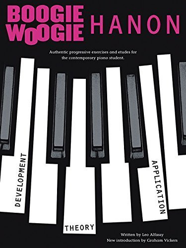 Boogie-Woogie Hanon: Progressive Exercises: Revised Edition by Leo Alfassy (1992-01-01)