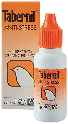 DIVASA Tabernil Solución Oral Natural para Situaciones de Estrés en Aves - 20 ML