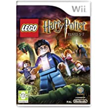 Lego Harry Potter Years 5-7 (Wii) [Importación inglesa]