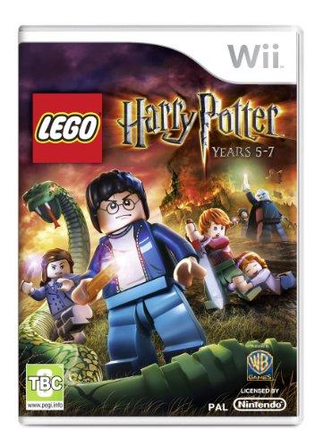 Lego Harry Potter Years 5-7 (Wii) [Importación inglesa]