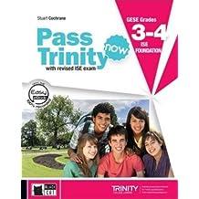 New Pass trinity. GESE Grades 3-4 ISE foundation. Student's Book e e-book. Per la Scuola media. Con DVD