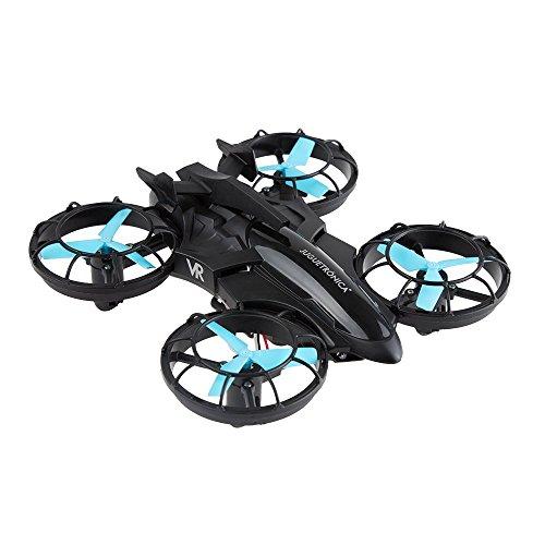 Juguetrónica- Nanodrone Autoflight, Mini Drone para Principiantes con Gafas VR (JUG0315)
