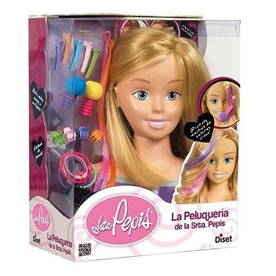 Srta. Pepis - La peluquería (Diset 46637) por Diset