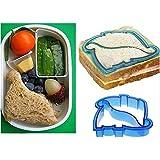 vulna (TM) Hot Sale Kids DIY Almuerzo Sandwich tostadas Cookies Mold Cake Pan Galletas Cortador De Alimentos molde # 55297