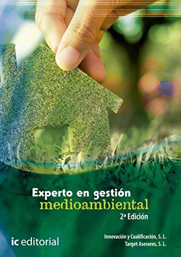 Experto en gestión medioambiental por S.L. Innovación y Cualificación