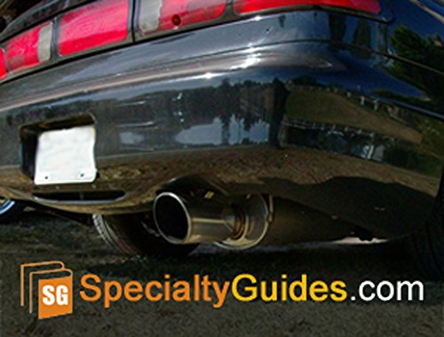 ford-probe-aftermarket-exhaust-installation-english-edition