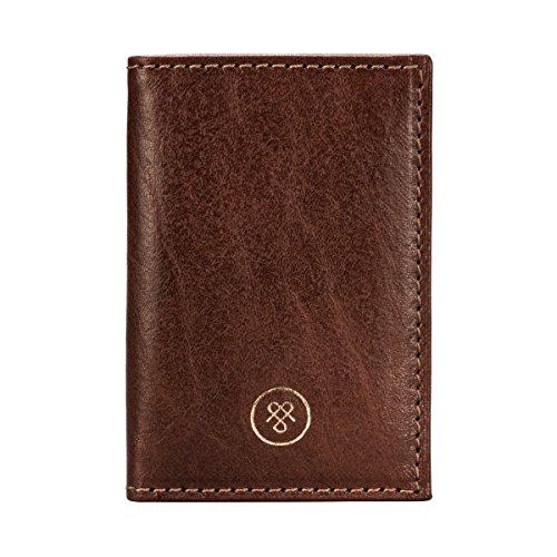 Maxwell Scott® Luxury in pelle Mini Rubrica...