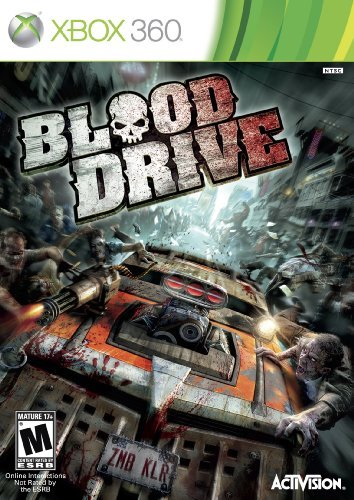 Blood Drive - Xbox 360 by Activision