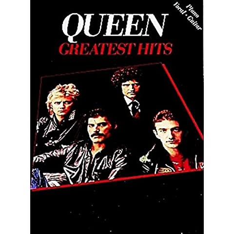 Queen Greatest Hits Vol 1 (Piano, Vocal and Guitar)