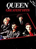 Queen Greatest Hits Vol 1 (Piano, Vocal and Guitar) (Pvg)