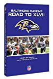 NFL: Baltimore Ravens Road to Xlvii [Import USA Zone 1]