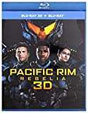 Pacific Rim: Uprising [Blu-Ray]+[Blu-Ray 3D] [Region B] (English audio. English subtitles)