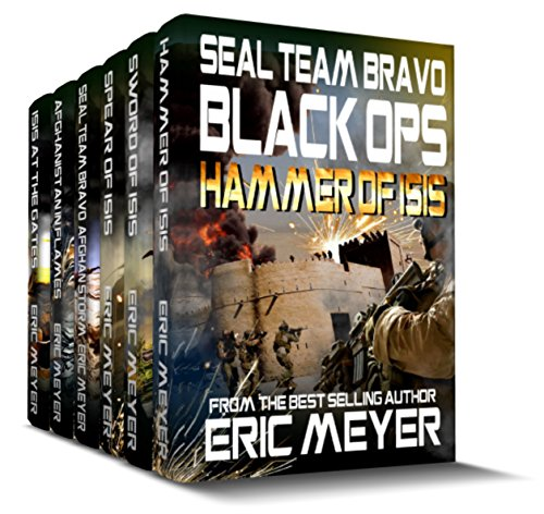 SEAL Team Bravo: Black Ops - Box Set (Books 7-12) (English Edition)