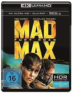 Mad Max: Fury Road (4K Ultra HD + 2D-Blu-ray) (2-Disc Version) [Blu-ray]