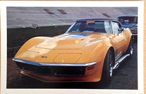 chevrolet-corvette-454-1970-10-x-15-cm-motivo-cartolina