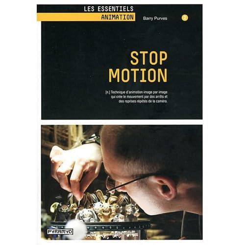Stop motion, N°2 : Technique d'animation image par image qui crée le mouvement par des arrêts et des reprises répétés de la caméra