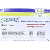 SENADA Pflasterfüllung DIN 13164 1 St preisvergleich bei billige-tabletten.eu
