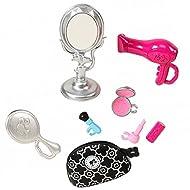 Barbie - Accessori per la casa Set - Bagno - Trucco di Bellezza