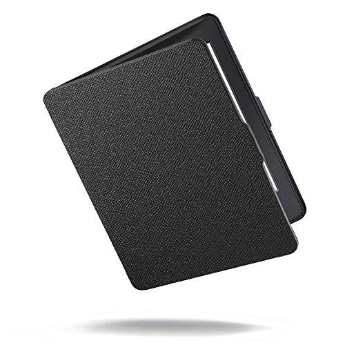 Infiland Kindle Paperwhite Hülle - Die dünnste und leichteste Schutzhülle Tasche mit Auto Sleep/Wake für Amazon Kindle Paperwhite (alle Modelle von 2012, 2013, 2015 und 2016), Schwarz