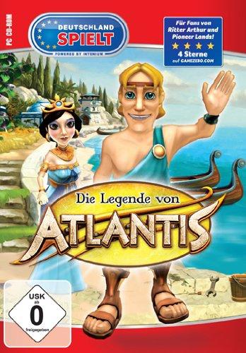 Die Legende von Atlantis