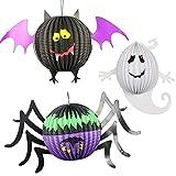 MFY&CZ Halloween Laternen...