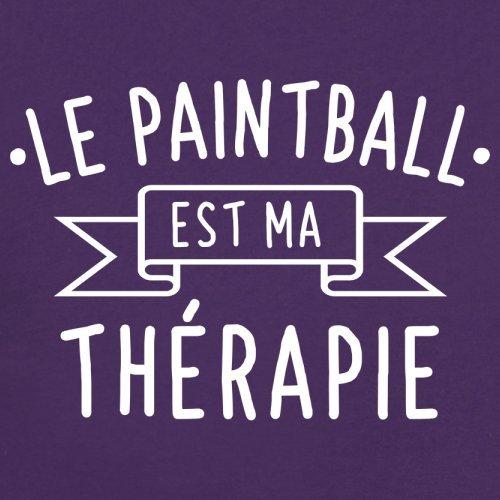 Le paintball est ma thérapie - Femme T-Shirt - 14 couleur Violet