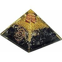 Natur Edelstein schwarz Turmaline Orgonit Pyramide Spirituelle Reiki Kristall Pyramide zur Heilung Energie und... preisvergleich bei billige-tabletten.eu